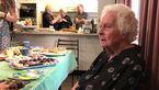 جشن تولد رنگین و شاد 100 سالگی مادربزرگ خبرساز شد +فیلم