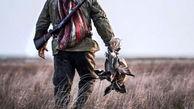 دستگیری 3 شکارچی مختلف در آبیک
