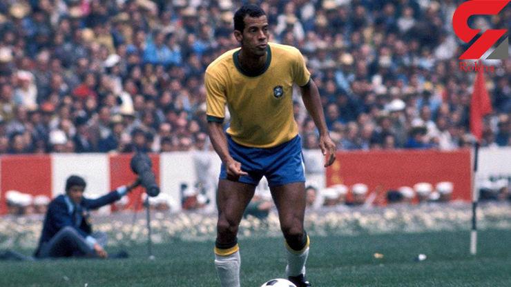 کارلوس آلبرتو کاپیتان اسبق تیم ملی برزیل درگذشت