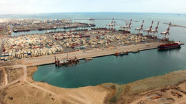 افتتاح ۱۹ پروژه دریایی در هرمزگان