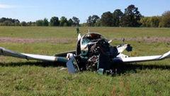 سقوط مرگبار هواپیمای کوچک در ایالت آریزونا + عکس