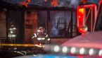 3 کودک و یک زن در آتش سوختند + تصاویر