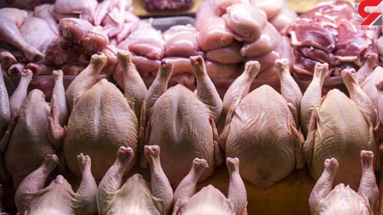 میزان افزایش قیمت گوشت ، مرغ و تخم مرغ از سال گذشته تاکنون / مرغ 87 درصد ! + اینفوگرافیک