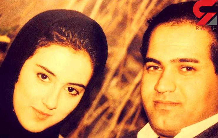 کمدین معروف و همسرش در دوران جوانى +عکس
