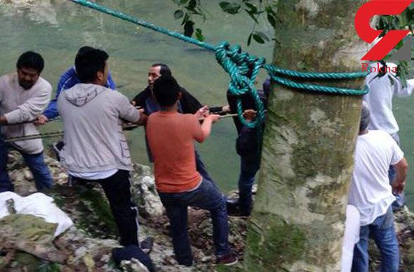 20 مکزیکی در سقوط اتوبوس به دره کشته شدند