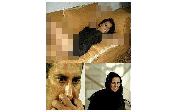 پرنسس قطری با 7 مرد در اتاق هتل چه می کرد! + عکس لحظه ورود پلیس به اتاق 14+