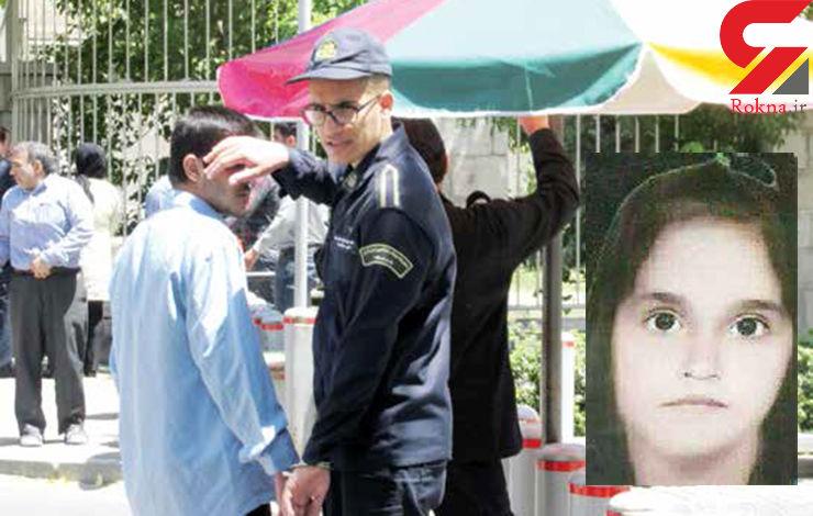 پدر و مادر ستایش: قاتل فرزندمان را قصاص کنید / در نخستین جلسه دادگاه چه گذشت + عکس