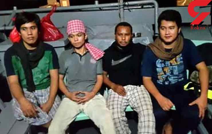 دومین گروگان اندونزیایی ابوسیاف با شنا خود را نجات داد