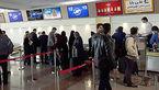 مردان خارجی قبل از خروج از ایران در فرودگاه دستگیر شدند