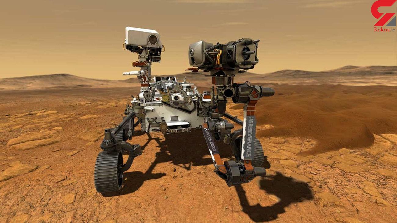 زندگی در  سیاره مریخ ممکن است؟ + عکس