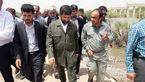 بازدید استاندار خوزستان و نماینده مردم دزفول از پل میانرود در پارک ملی دز