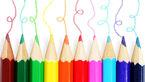 فیلم مراحل ساخت مدادهای رنگی