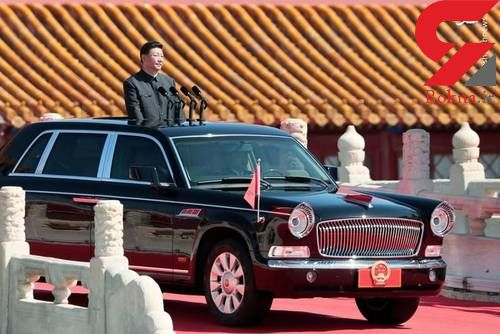 لیموزین رهبران سیاسی دنیا را ببینید + تصاویر