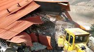 تخریب ویلاهای لوکس غیر مجاز در شبستر
