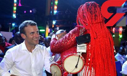 خوش گذرانی آقای رئیس جمهور در میان زنان ناجور در باشگاه شبانه + عکس