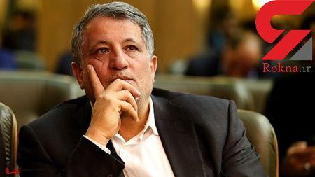 بررسی ماندن یا نماندن شهردار تهران در دستان وزیر کشور