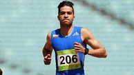 Iran fastest man ranks 1st in French Indoor Athletics C'ships