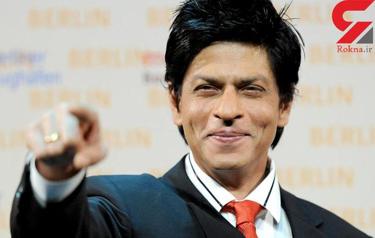 شاهرخ خان بازیگر مشهور هند در لس آنجلس دستگیر شد+عکس