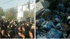 آغاز مراسم غمگساری اهورا در خمام + فیلم و عکس