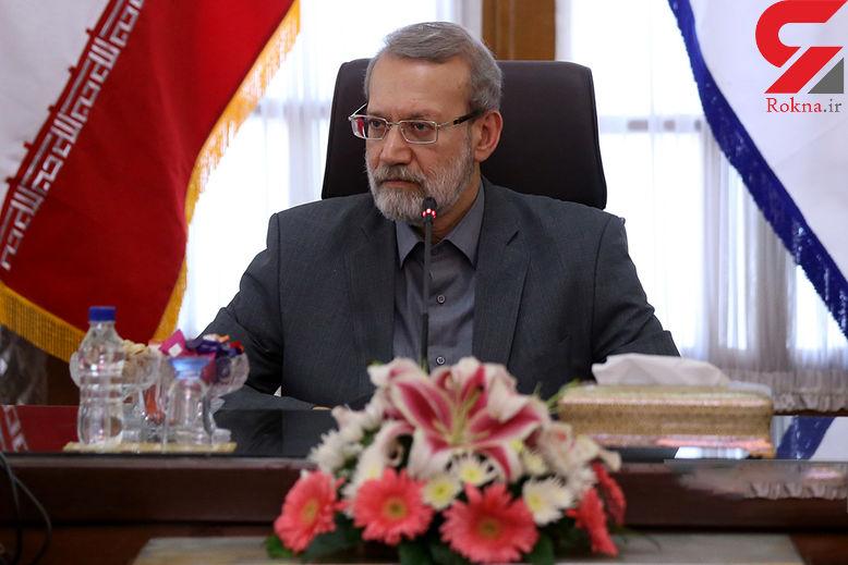 واکنش لاریجانی به احتمال کاندیداتوری اش در انتخابات مجلس