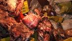 حمله پلیس شهریار به انبار گوشت چرخ کرده فاسد