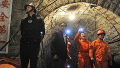 ریرش مرگبار یک معدن ذغال سنگ در چین +عکس