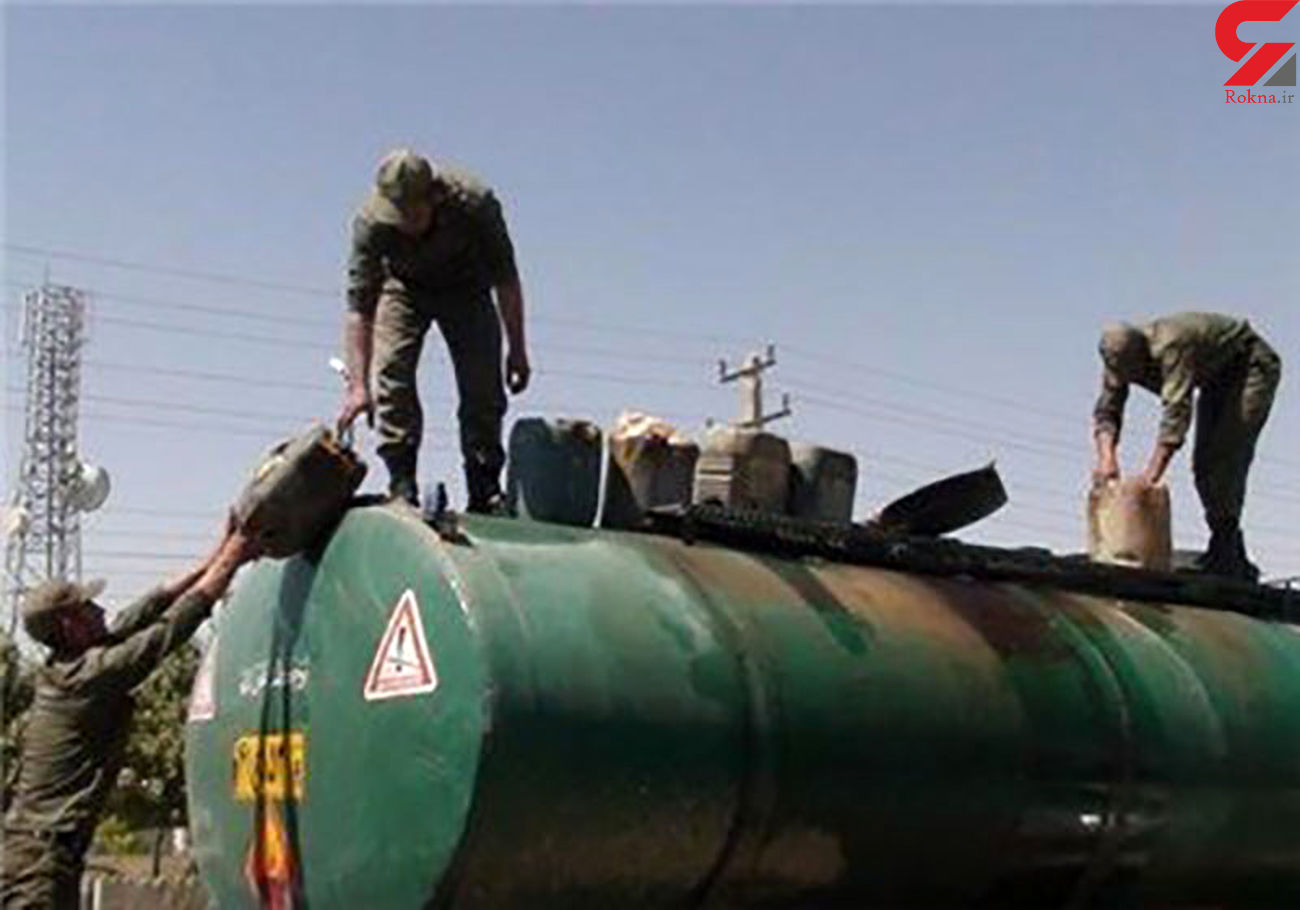 ماجرای سرقت شبانه از خط لوله اصلی گازوئیل در کرمان فاش شد