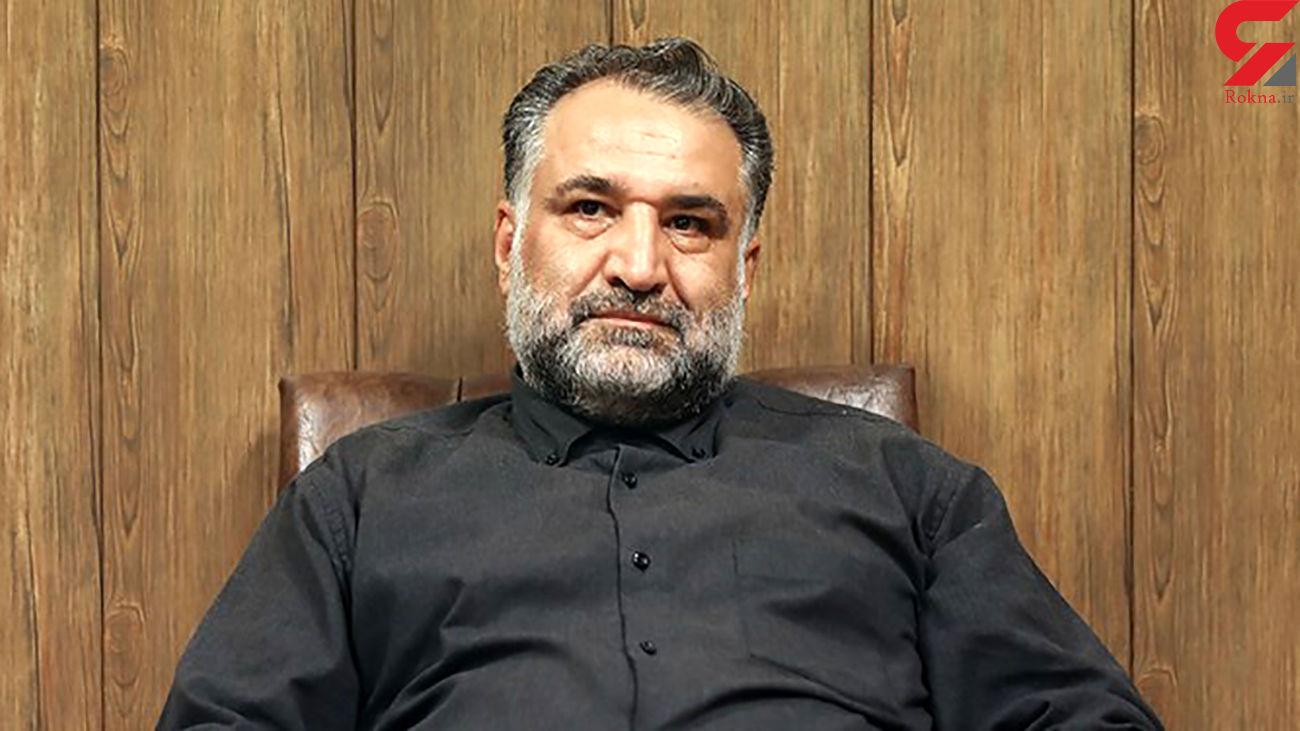 عکس چهره باز سردار قلابی / احد احمدی را می شناسید؟