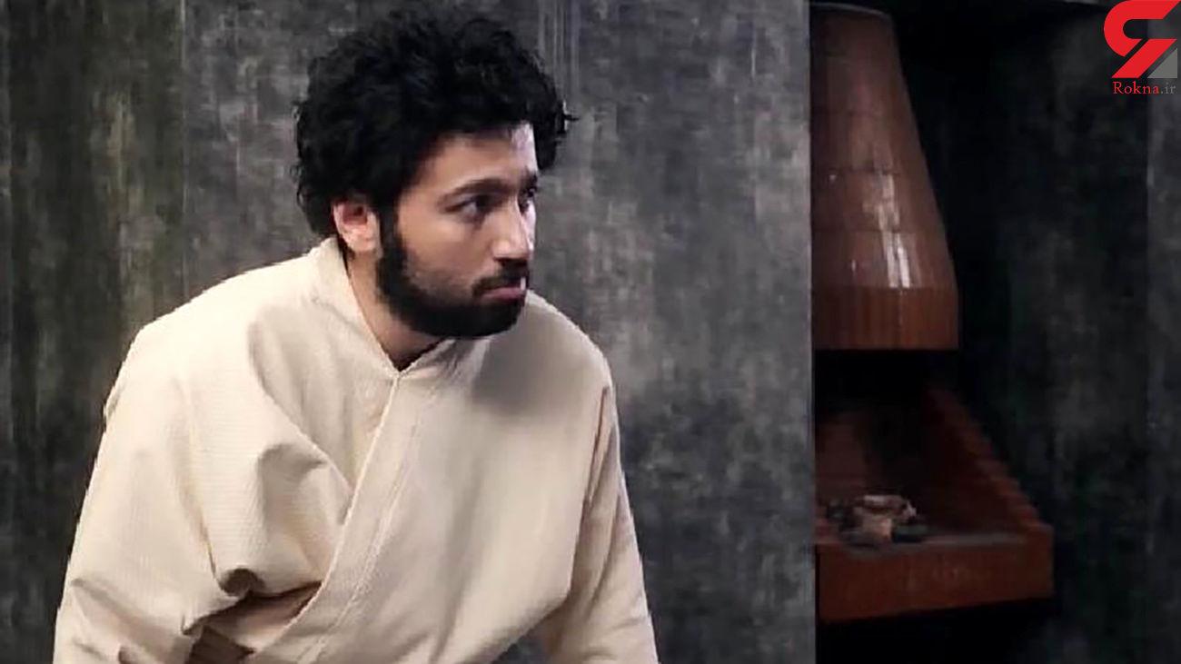 جنجال تقلید کارهای بهادر ترکیبی توسط علی صبوری در سریال شبکه 3 + فیلم