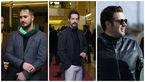 گزارشی از حواشی اولین روز سی و پنجمین جشنواره فیلم فجر  / چهره ها و لباس هایشان در کاخ جشنواره