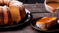 سس کارامل خانگی مخصوص کیک های خانگی+دستور تهیه