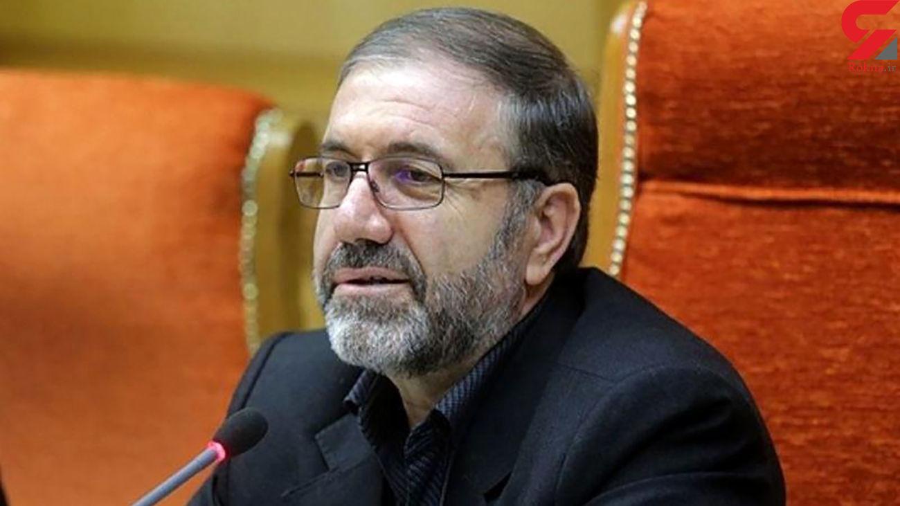 رییس ستاد مرکزی اربعین حسینی: مرزهای ایران و عراق بسته است