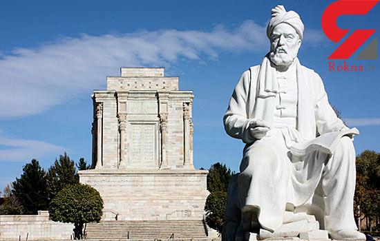 فردوسی شاعر بلند آوازه ی عرصه ادبیات ایران
