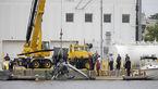 سقوط هلی کوپتر در رودی در آمریکا و جان باختن یک نفر