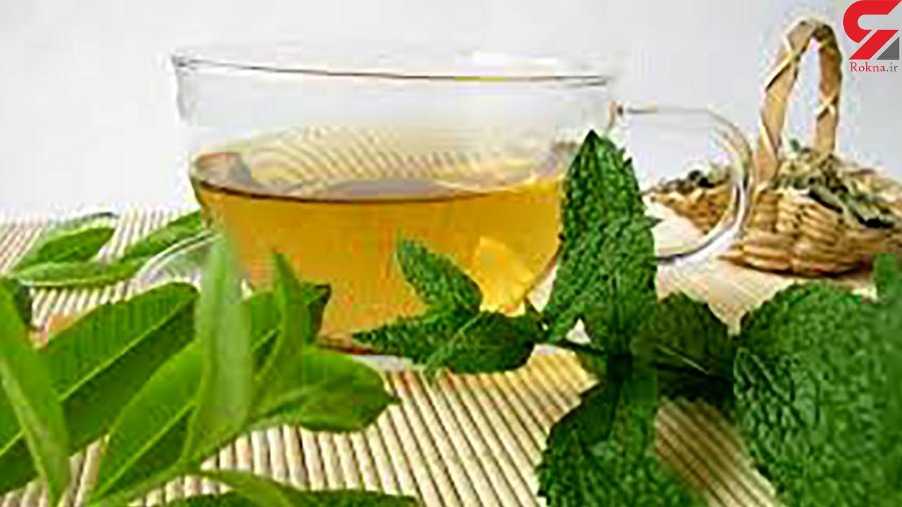 استرسی ها چای نعناع بنوشند