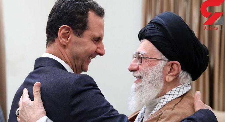 تذکر رهبر انقلاب به بشار اسد / خط قرمز در سوریه چه بود؟