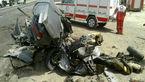 3 پلیس در سراوان کشته شدند + عکس های دلخراش از صحنه حادثه