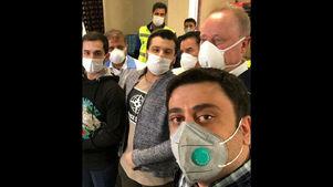 دانشجویان ایرانی قرنطینه کرونایی زندانی نیستند + فیلم و عکس