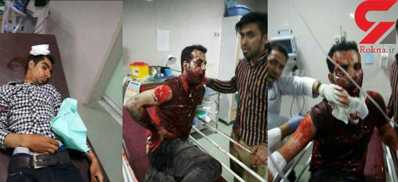 فوری / اولین عکس های تکاندهنده از حوادث خونین کازرون + جزییات