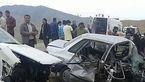 ۵ کشته و مصدوم در تصادف محور بیرانشهر به خرم آباد