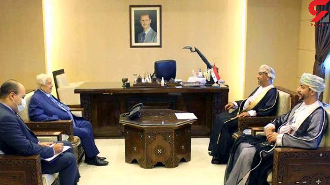 عمان سفیر خود به سوریه را بازگرداند