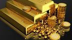 افزایش 12 دلاری قیمت طلا با کاهش بیسابقه دلار