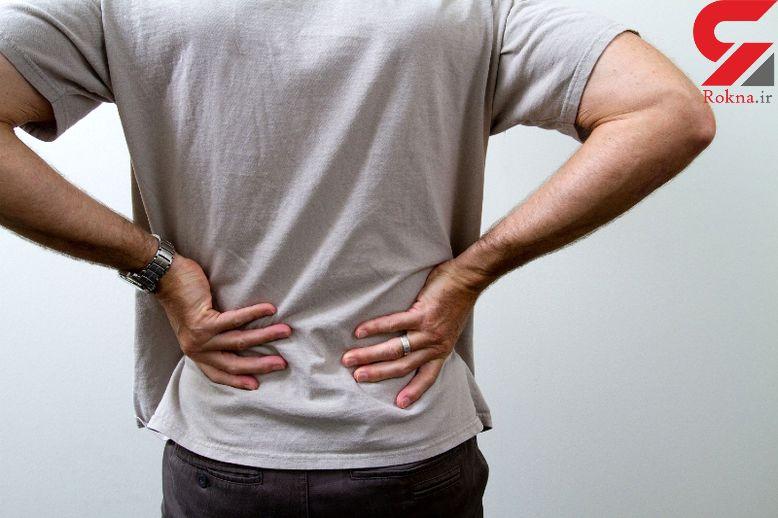 بروز  درد لگن چه دلایلی دارد؟