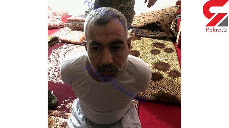 اولین تصویر از قصاب معروف داعش  / او پسر عموی ابوبکر البغدادی است