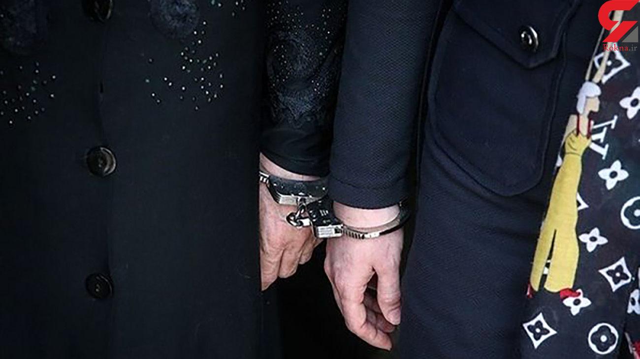 2 خواهر با دختران شان به خانه برادر تهرانی دستبرد زدند / ماشین ها را هم سرقت کردند