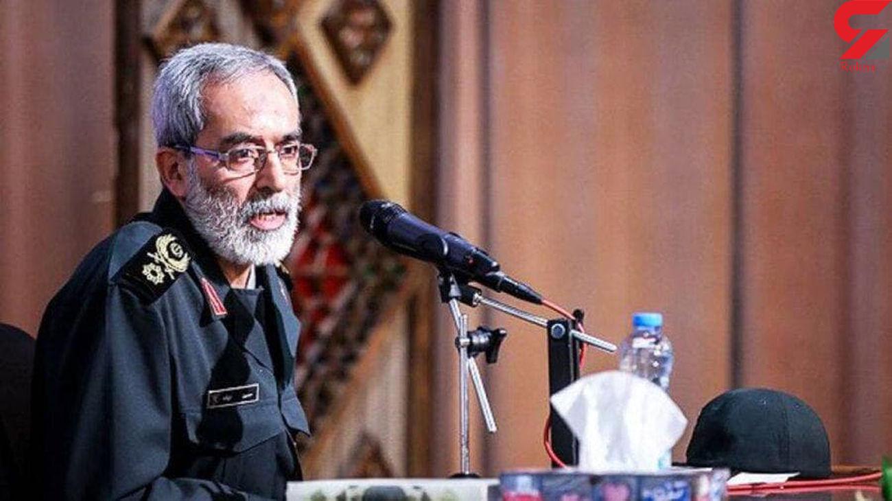 سردار نجات: آمریکاییها تلفات حمله ایران به عینالاسد را پنهان کردند