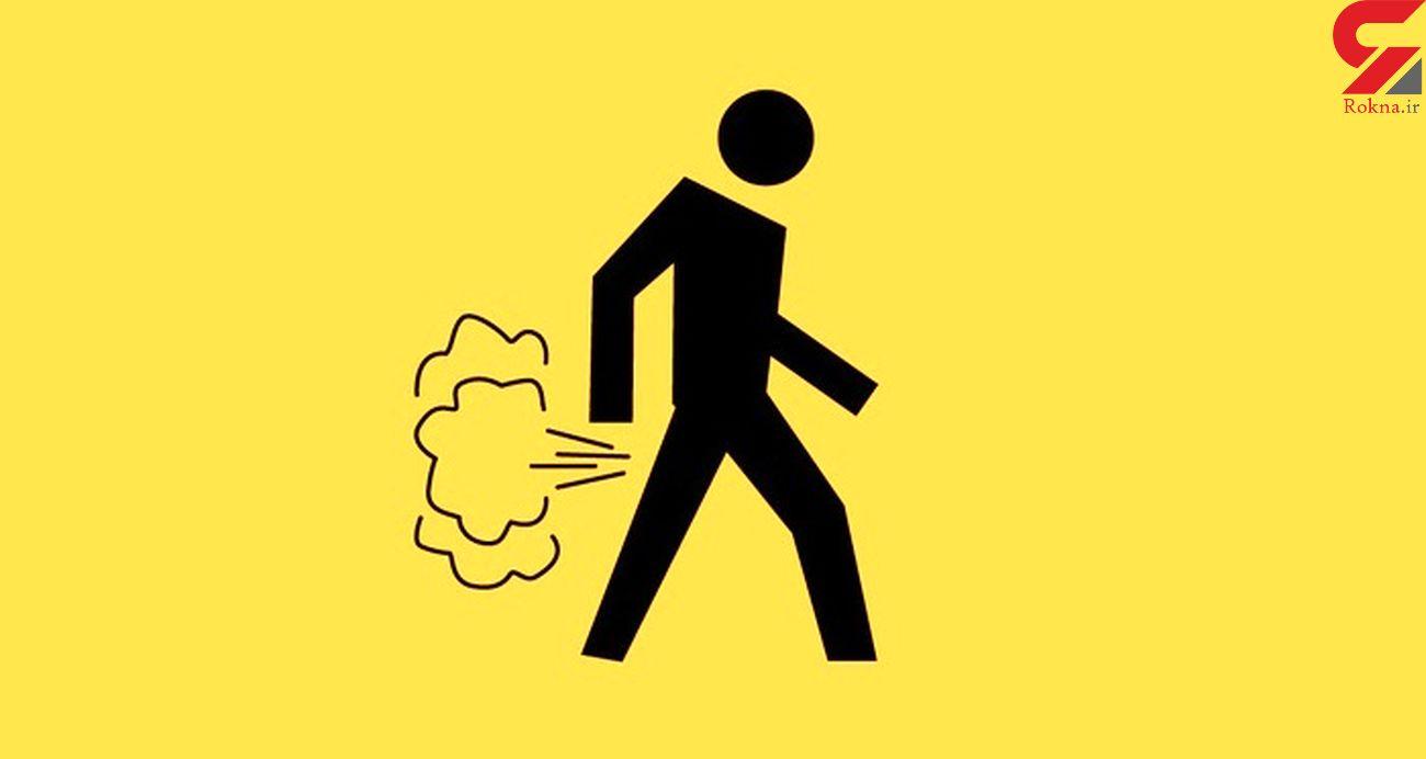 کرونا از طریق باد شکم انتقال می یابد! / خبر وحشتناک