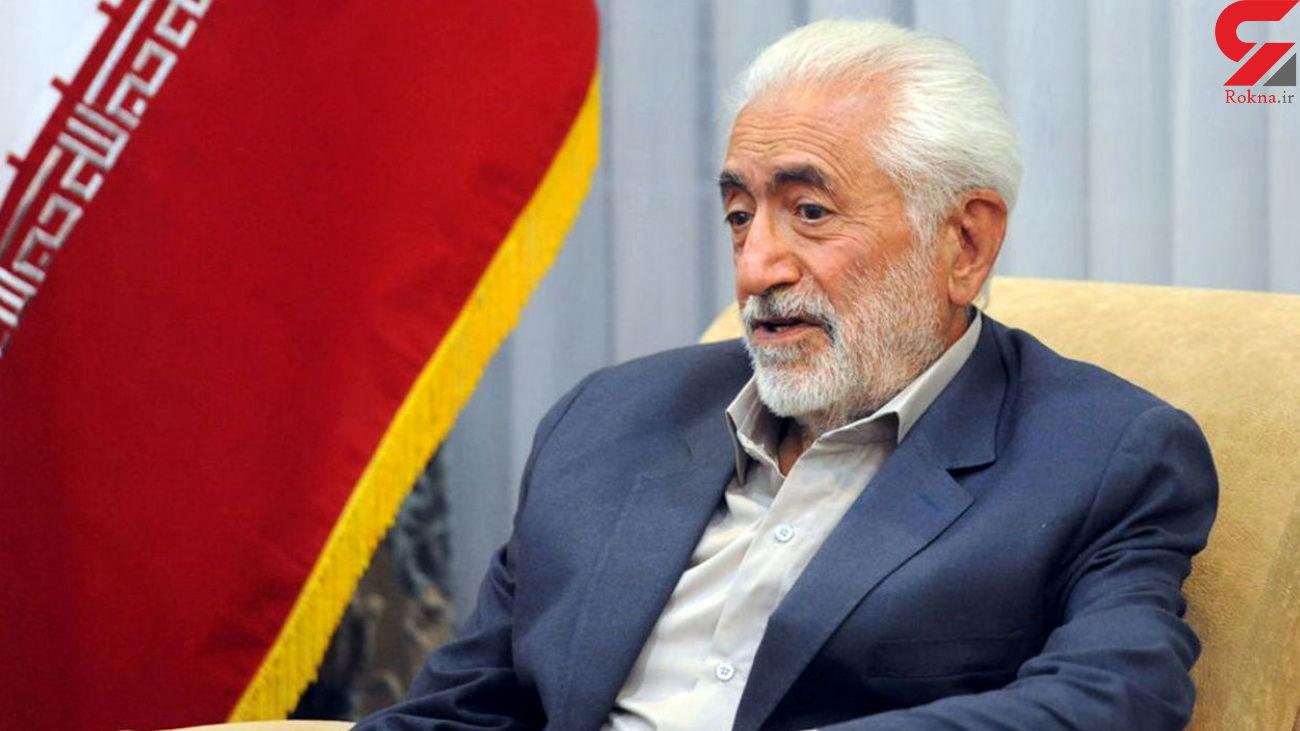 مصاحبه سیدمحمد غرضی پس از اعلام تصمیم به حضور در انتخابات 1400