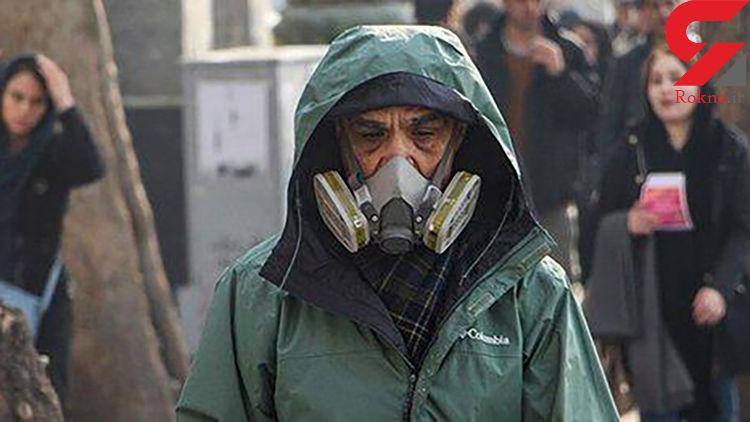 بازگشت بوی نامطبوع به تهران