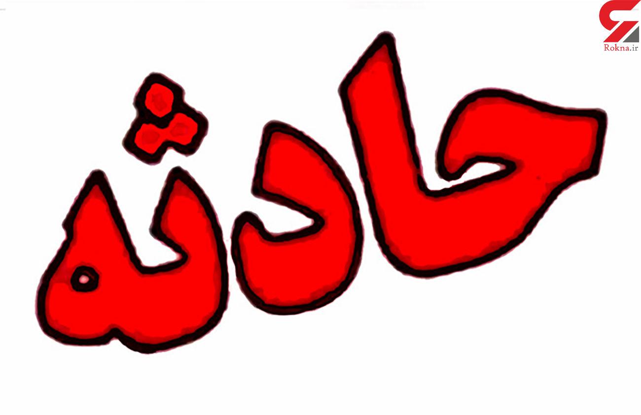 جان باختن و مجروح شدن ۵ نفر در یک حادثه رانندگی در استان اردبیل